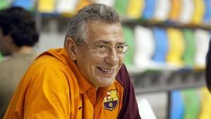 Milan Kalina es una leyenda en la sección del Barça de balonmano