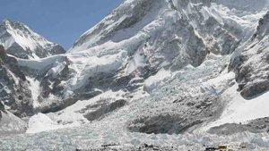 El montañero español fue rescatado