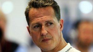 La mujer de Schumacher denuncia el robo de fotografías al expiloto