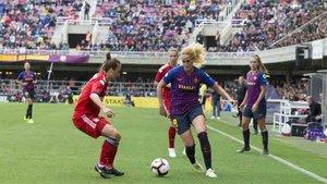 Negocian los derechos del fútbol femenino
