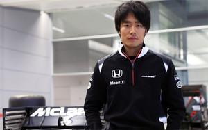 Nobuharu Matsushita, piloto de desarrollo de McLaren-Honda