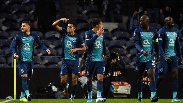 El Oporto no falla y avanza en Europa League como primero de grupo