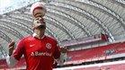 Paolo Guerrero seguiría una temporada más en el Inter de Porto Alegre
