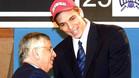 Pau Gasol fue drafteado en 2001