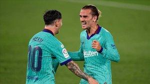 A pesar de enfrentarse al equipo posconfinamiento más en forma, el Barcelona está concentrado de cara al enfrentamiento