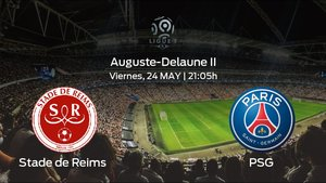 Previa del partido: el PSG viaja al estadio del Stade de Reims para concluir el campeonato