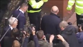 Rooney condenado a dos años sin carné