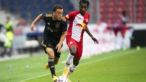 Sergiño Dest se acerca al Barça como un cohete