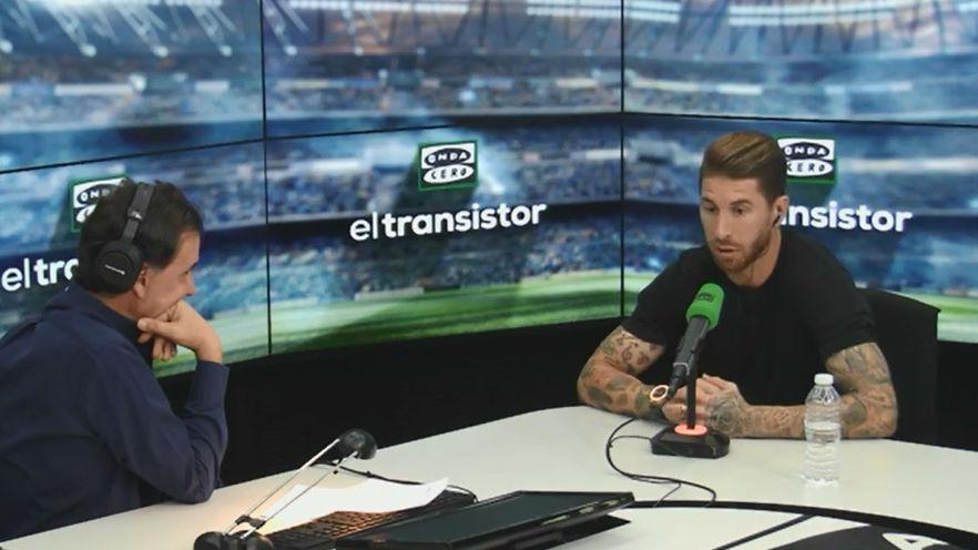 Sergio Ramos explica cómo es su relación con Piqué