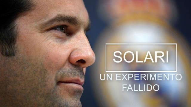 Solari, experimento fallido
