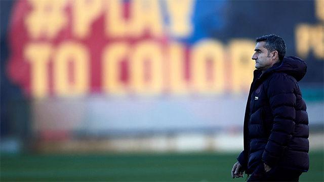 Valverde sobre la seguridad: Ya veremos lo que hacemos a partir del domingo
