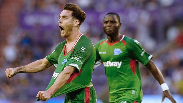 Vea el golazo de Ibai Gómez que aspira a ser el mejor gol del fin de semana