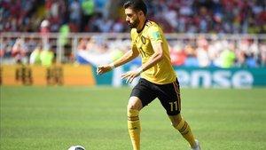 Yannick Carrasco ofreció 10 mil euros a un compañero de su equipo