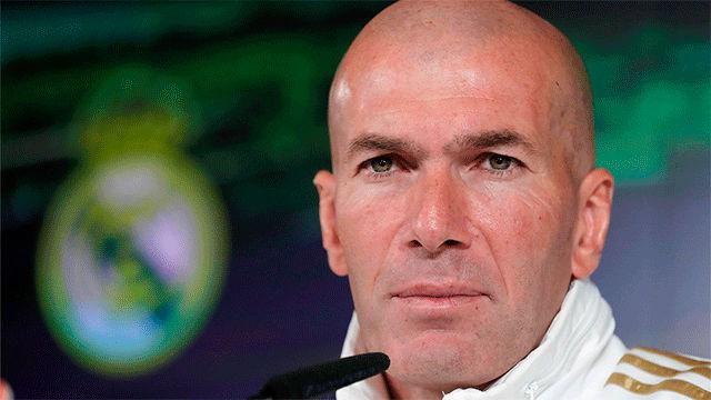 Zidane dice que Bale y James no están lesionados pero tampoco disponibles