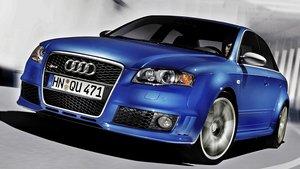 Audi RS 4 2005.