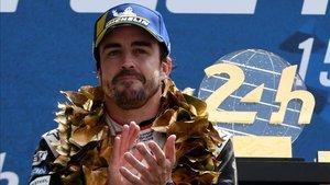 Alonso particpará en el Dakar 2020
