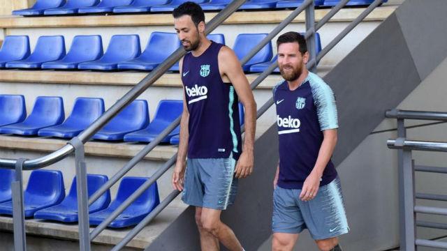 El 1x1 de los nuevos capitanes del FC Barcelona