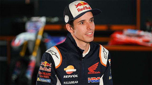 Álex Márquez: ¿Cuando se te pone delante el equipo Repsol Honda, no puedes decir que no¿