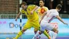 El azulgrana Joselito sigue en racha con la selección española