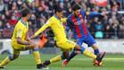 El Barça derrotó a la UD Las Palmas en la primera vuelta
