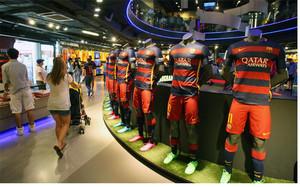 El FC Barcelona busca un patrocinador para la camiseta