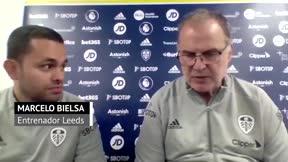 Bielsa confirma que seguirá como entrenador del Leeds