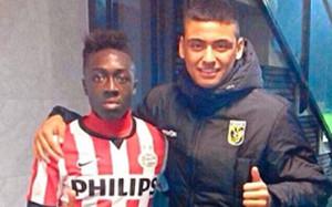 Bobby Adekanye ya debutó con el PSV