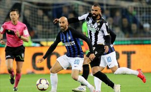 Borja Valero tiene muchos números para salir del Inter