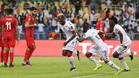 Burkina Faso celebró un triunfo con el que se gana el derecho a soñar