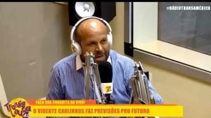 Carlinhos Vidente ya anunció la lesión de Neymar