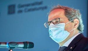 Catalunya informa de 1.042 nuevos contagios y 7 muertes por coronavirus