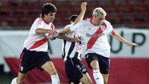 Coudet está muy identificado con River Plate
