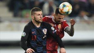 El croata Rebic, otro de los jugadores codiciados en el mercado