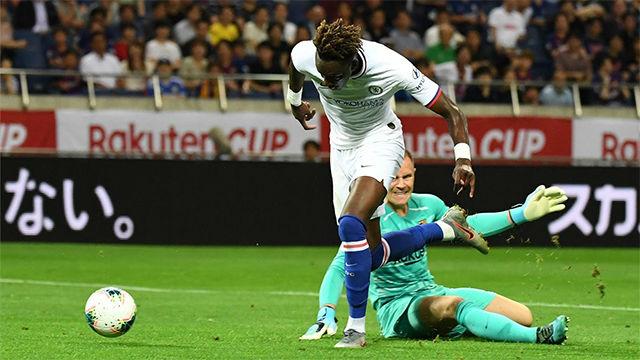 La defensa alargó las vacaciones unos minutos: El errorque ayudó al Chelsea a adelantarse