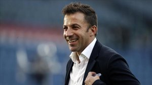 Del Piero, partidario de retomar el fútbol cuando las condiciones lo permitan