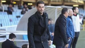 La derrota del Barça B ante el Rayo Vallecano no mina la moral de Gerard López