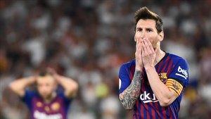 El divertido tweet del Betis dedicado a Leo Messi