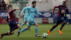 Eibar 0 - FC Barcelona 2