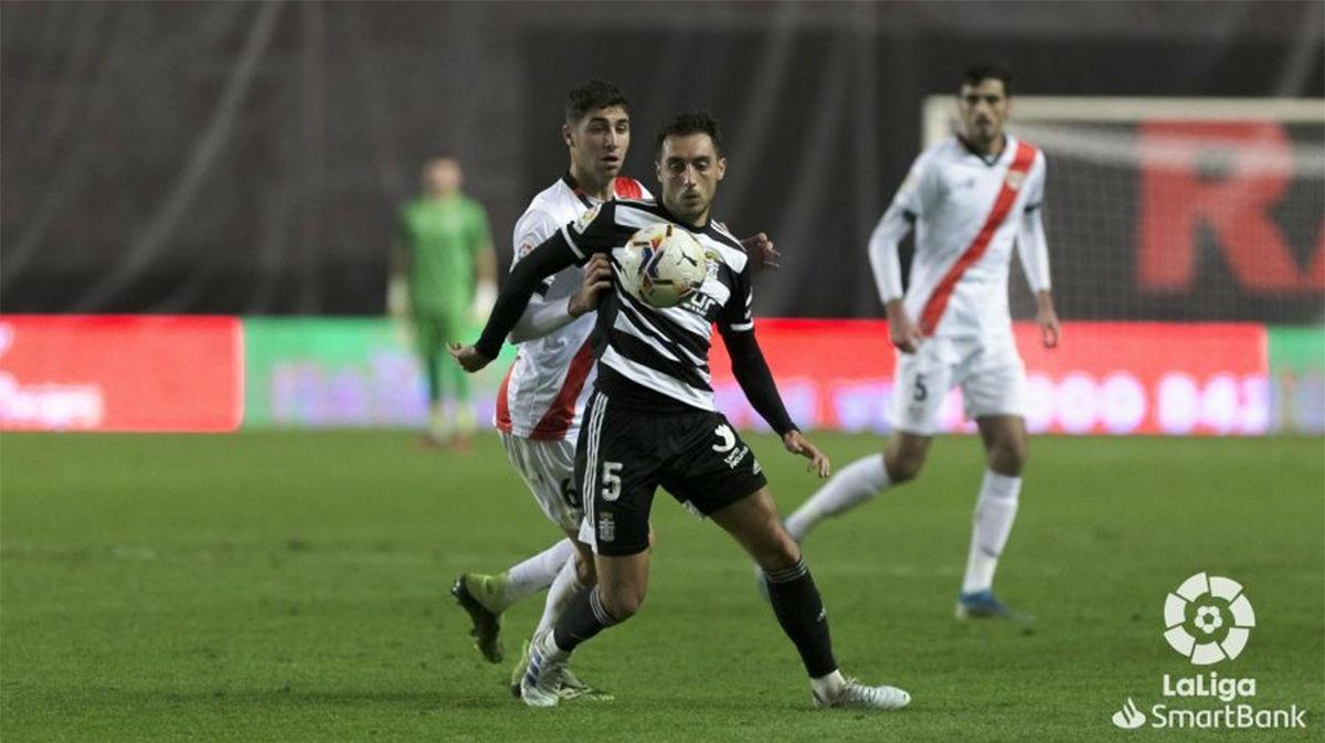 El Rayo Vallecano y el Cartagena empatan sin goles en el Estadio de Vallecas (0-0)