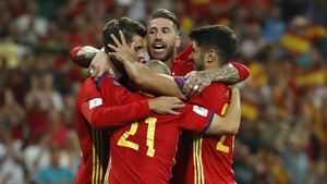 A España no la quiere ver nadie ni en pintura en su grupo