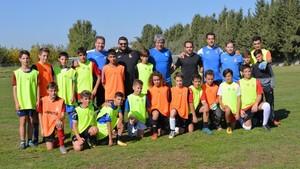El Espanyol ha creado una escuela de fútbol en Granada