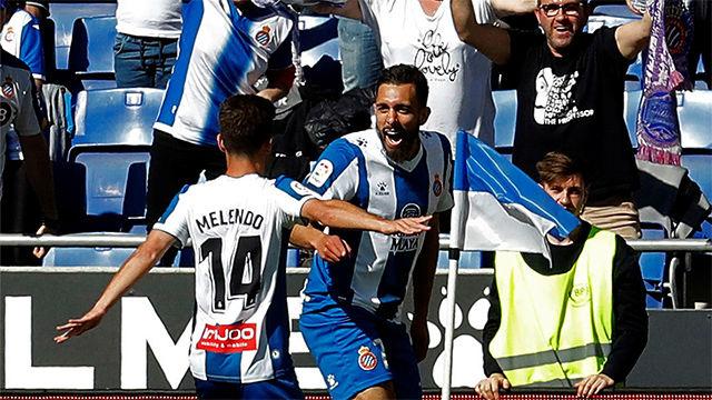 El Espanyol gana al Atlético y se acerca a Europa