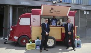 La Fan Zone de Cornellà-El Prat contará con camiones restaurante