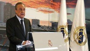 Florentino Pérez ha fijado una política de austeridad en los fichajes