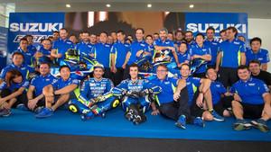 Ilusión en la renovada familia Suzuki