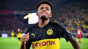 Jadon Sancho es una de las apuestas del Borussia Dortmund