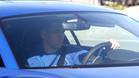 Leo Messi ha acudido este sábado a la Ciutat Esportiva Joan Gamper del FC Barcelona para seguir recuperándose