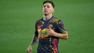 Leo Messi lleva toda una vida deportiva en el Barça