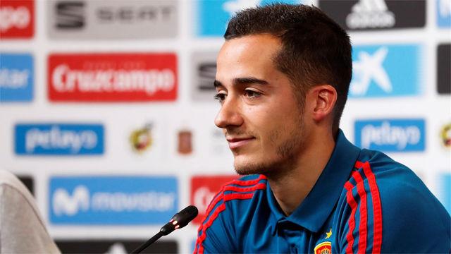 Lucas Vázquez: Si Kovacic piensa que lo mejor es salir, hay que respetarle