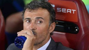 Luis Enrique interesa a la Premier League